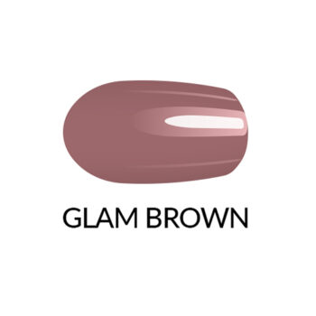 Nail Lacquer Glam Brown