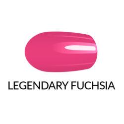 Лак для нігтів LEGENDARY FUCHSIA
