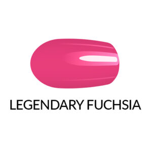 Nail Lacquer Legendary Fuchsia