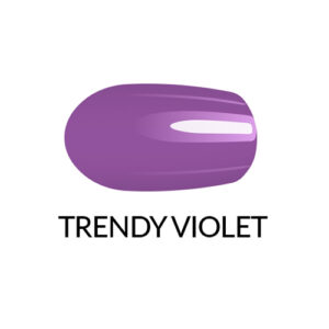 Nail Lacquer Trendy Violet