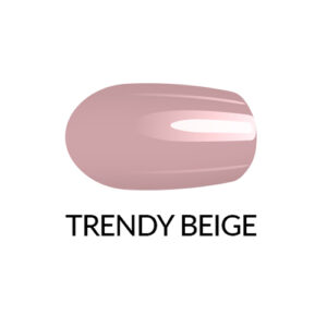 Nails Lacquer Trendy Beige