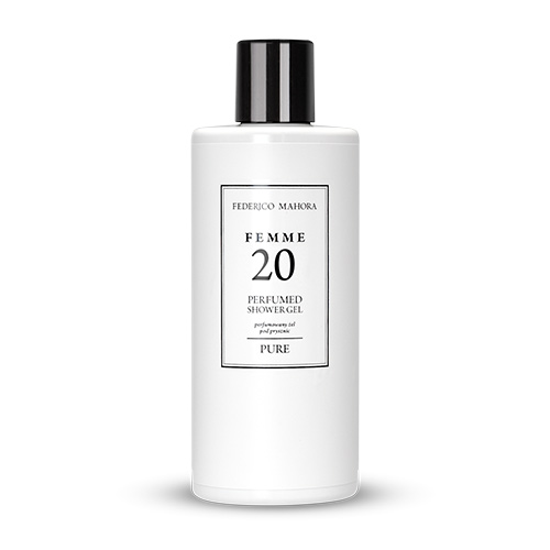 Perfumed Shower Gel for Woman 20