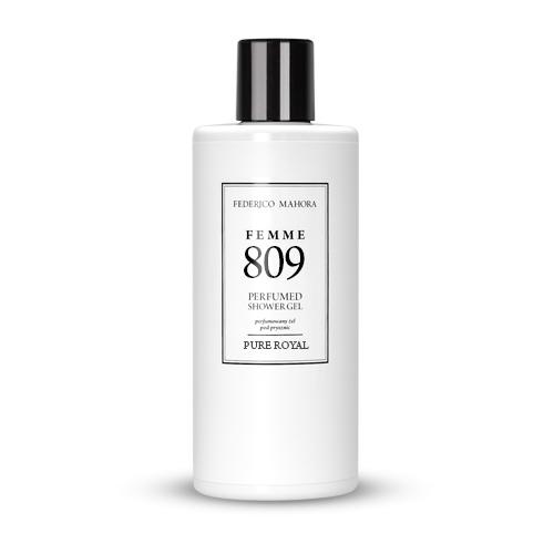Perfumed Shower Gel for Woman 809