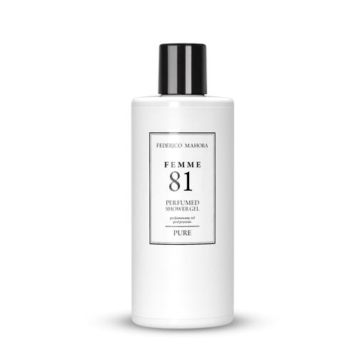 Perfumed Shower Gel 81