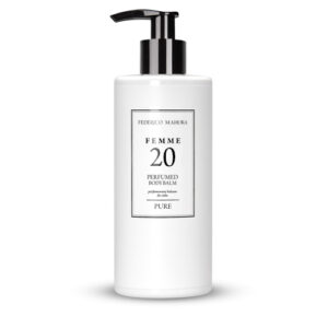 Perfumed Body Balsam for Woman 20