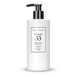 Perfumed Body Balsam for Woman 33