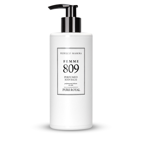 Perfumed Body Balsam for Woman 809