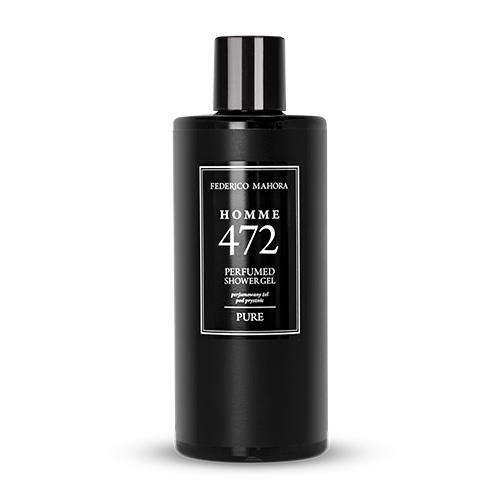 Perfumed Shower Gel 472