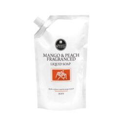 Рідке мило Mango & Peach For Home
